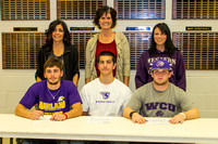FHS Signing Day Nov 20, 2012