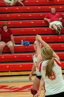 FHS Volleyball vs Utica 09052015
