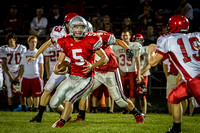 FHS FB vs Kenton Scrimmage 8-23-2013