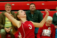 FHS VB vs Clear Fork September 23, 2013