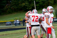 FHS FB at Utica 9-13-2013