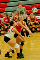 FHS VB vs Mount Gilead September 24, 2013