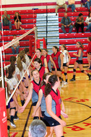 FHS VB Freshman vs Lexington October 2, 2013