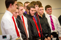 FHS Football Banquet 2013