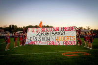 FHS FB at North Union 10-11-2013