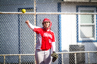 FHS Varsity Softball at Danville 04122016