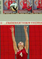 FHS VB vs Ridgedale September 19, 2013