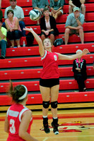 FHS VB vs East Knox October 2, 2013