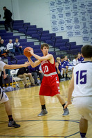 FHS Boys BK at Mount Gilead 01262016