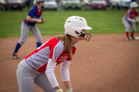 FHS Softball vs Highland 03302016